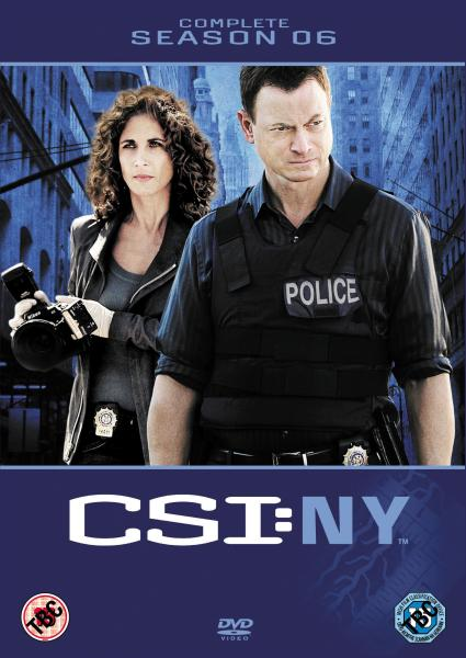 Csi New York Season 6 Dvd Zavvi