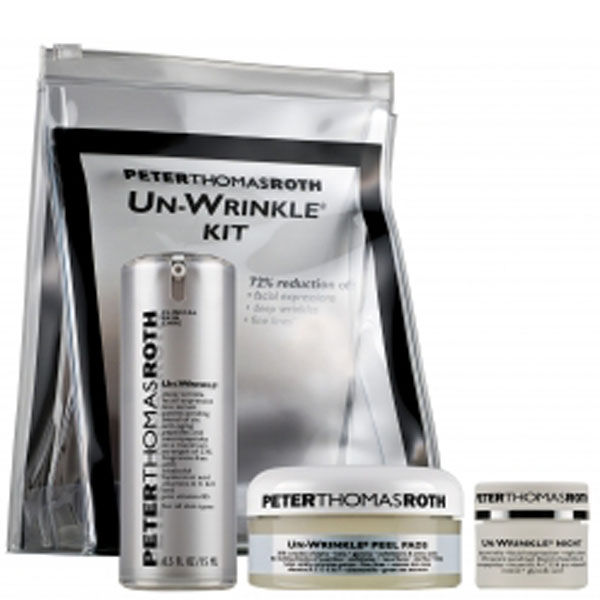 PETER THOMAS ROTH UN-WRINKLE KIT (3 PRODUCTS)