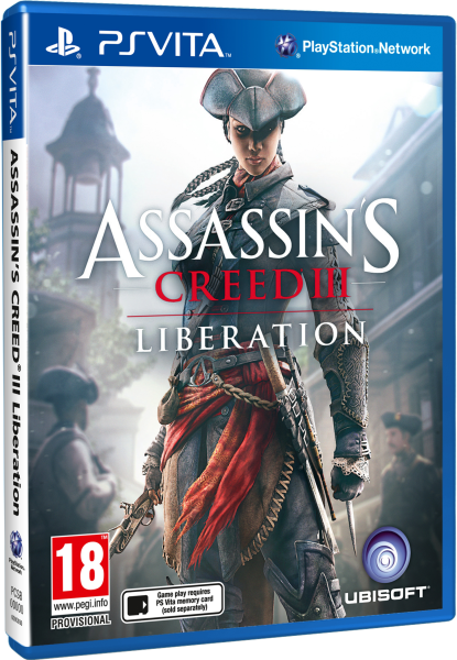 assassin u2019s creed 3  liberation ps vita