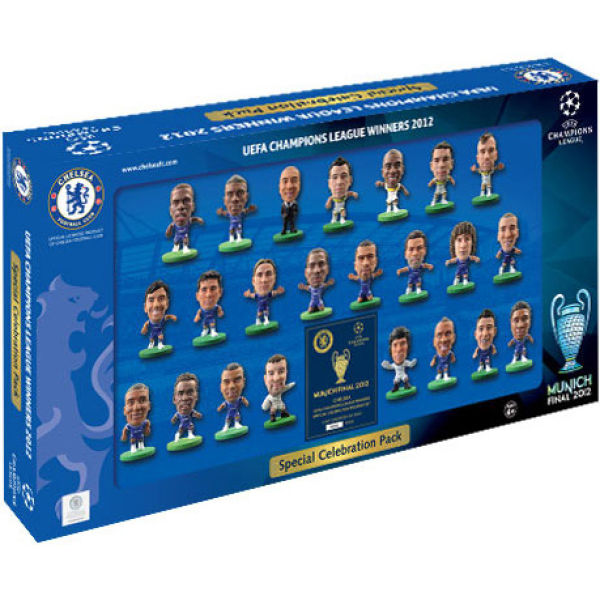 Champions League Final 2012: Chelsea: Champions League Celebration Pack 2012