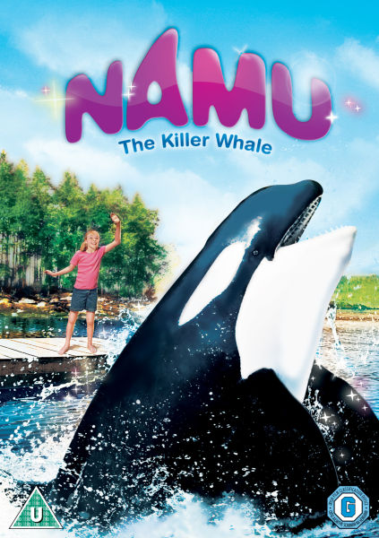 Namu The Killer Whale Dvd Zavvi