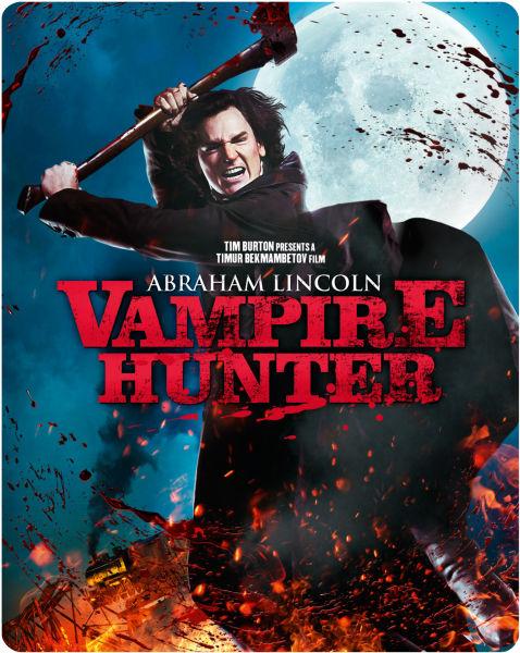 abraham lincoln vampire hunter تحميل