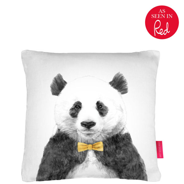 Ohh Deer Zhu II Panda Cushion
