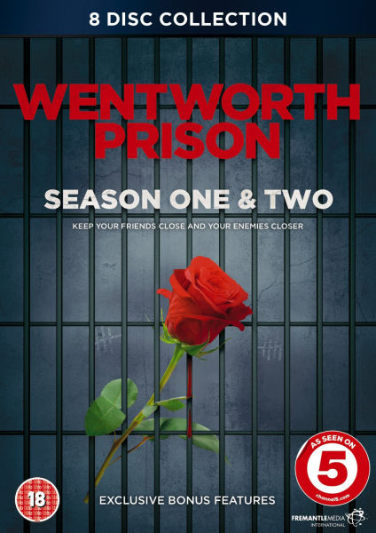Wentworth Prison - Series 1 and 2