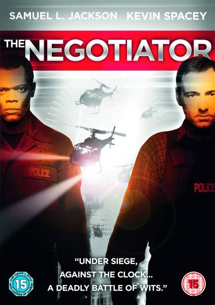 The Negotiator Dvd Zavvi