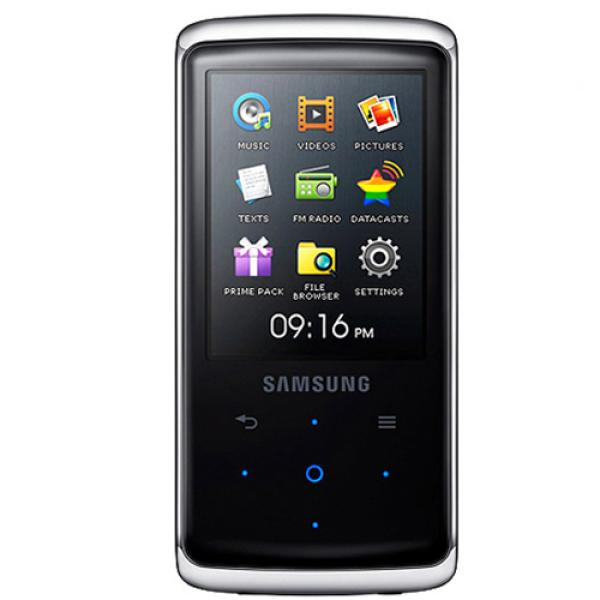 samsung q2 4gb mp3 player black samq2bk4g electronics. Black Bedroom Furniture Sets. Home Design Ideas