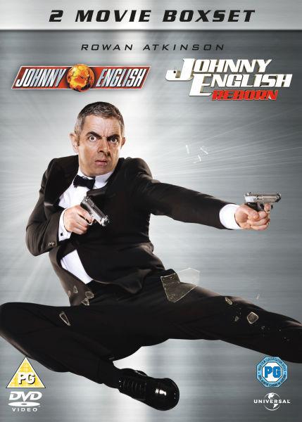 Johnny English / Johnny English Reborn Box Set