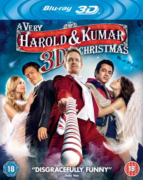 A Very Harold and Kumar Christmas 3D