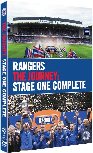 Rangers: The Journey -  Season Review 2012/13