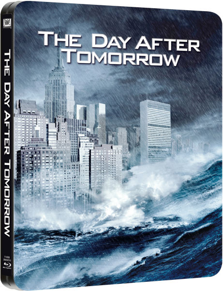 The Day After Tomorrow - Limited Edition Steelbook (UK EDITION)