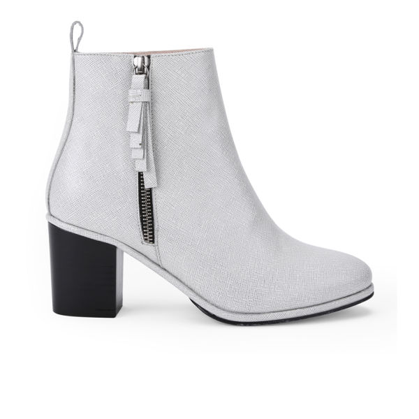Opening Ceremony Women's Shirley Heeled Leather Ankle Boots ...