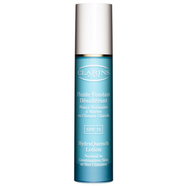 clarins hydraquench lotion spf15 50ml free shipping lookfantastic. Black Bedroom Furniture Sets. Home Design Ideas