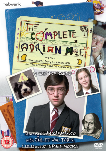Adrian Mole - The Complete Series