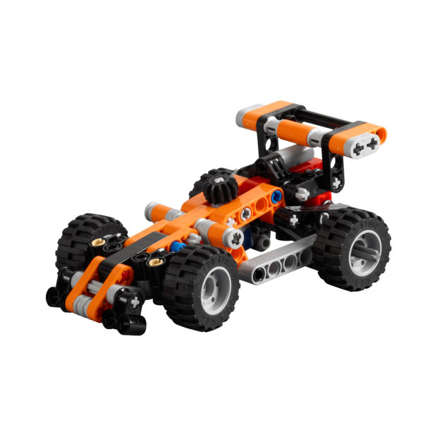 lego technic mini tow truck 9390 iwoot. Black Bedroom Furniture Sets. Home Design Ideas