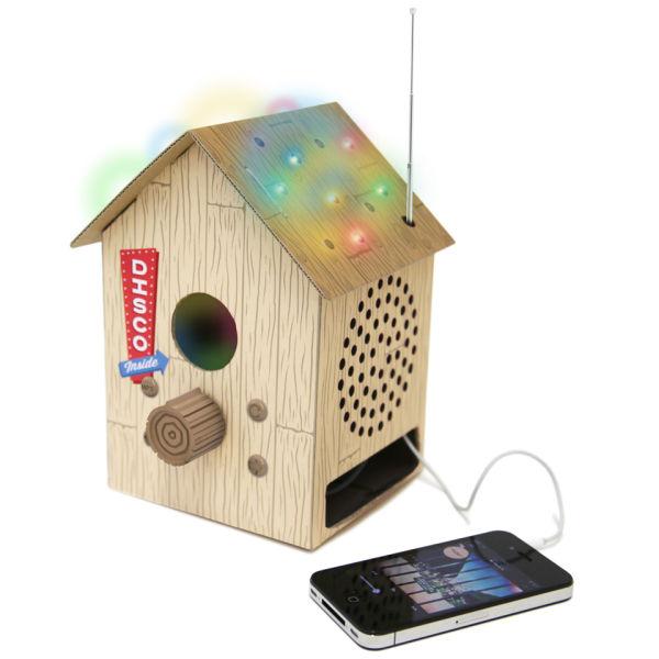Bird Box Radio And Mp3 Speaker Iwoot