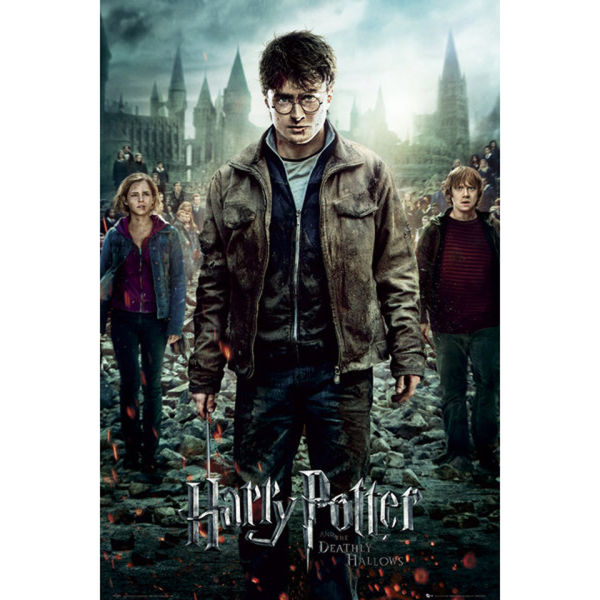 Harry Potter 7 Part 2 One Sheet - Maxi Poster - 61 x 91.5cm