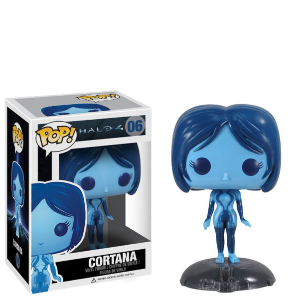 Halo 4 Cortana Pop! Vinyl Figure