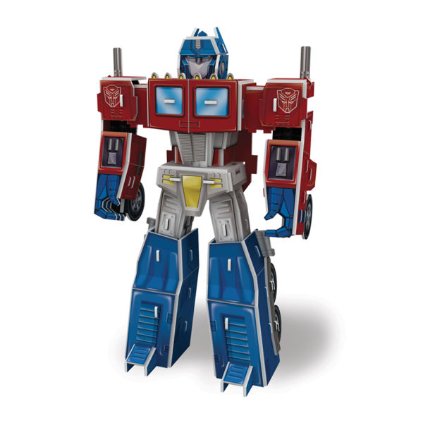 Build Your Own Optimus Prime