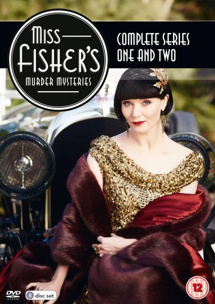 Miss Fisher's Murder Mysteries - Series 1 & Series 2