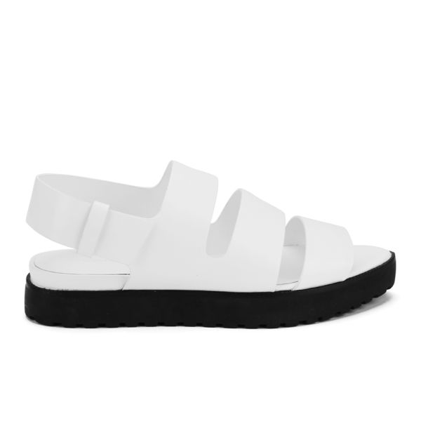 Alexander Wang Women's Alisha Leather Sandals - Bleach