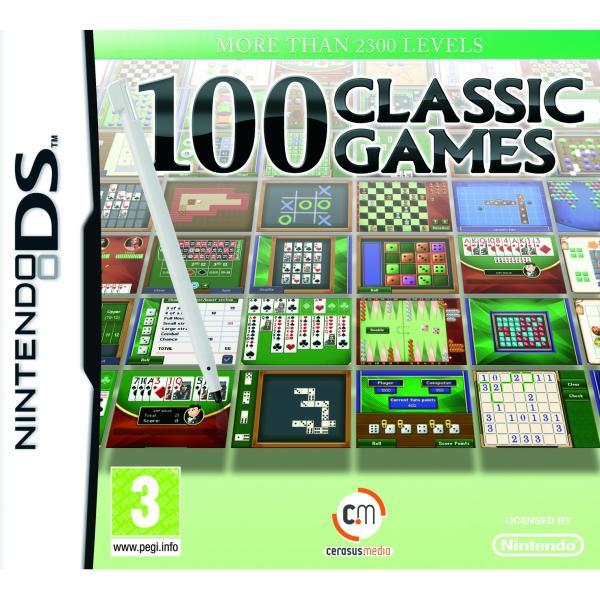 Nintendo DS 100 Classic Books - List Challenges