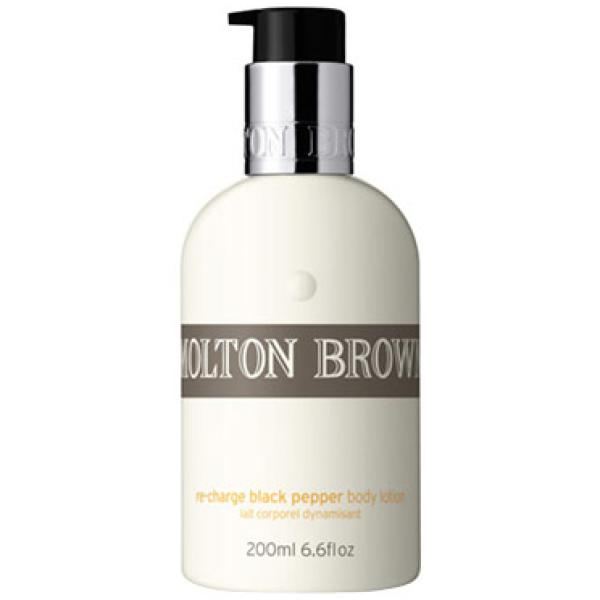 Molton Brown Re Charge Black Pepper Body Hydrator 200ml