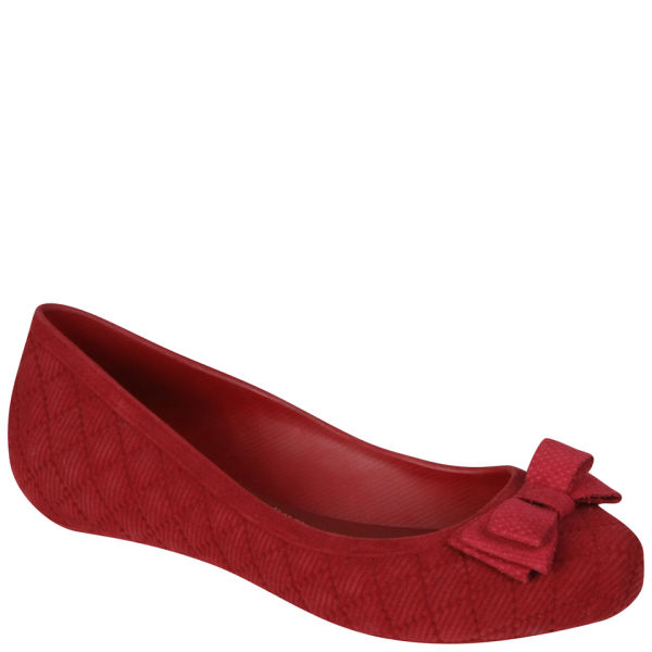 Mel Women's Cherry Bow Pumps - Red
