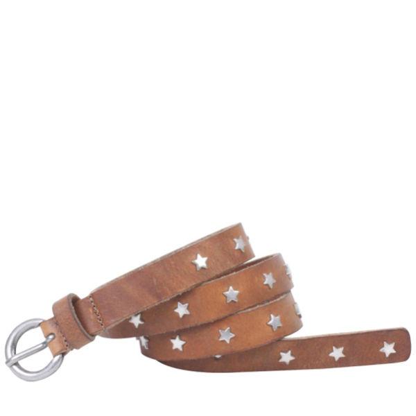 Markberg Filucca Leather Belt - Dijon