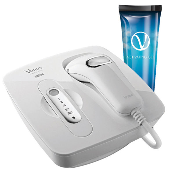Venus Naked Skin IPL Hair Reduction System