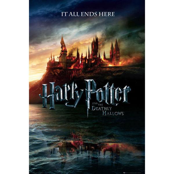 Harry Potter 7 Teaser - Maxi Poster - 61 x 91.5cm