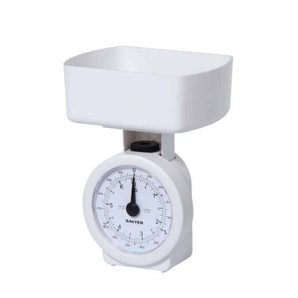 Salter mechanical kitchen scale homeware for How much is a kitchen scale