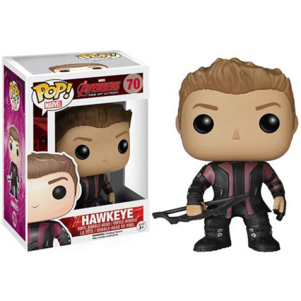 Marvel Avengers Age of Ultron Hawkeye Pop! Vinyl Figure