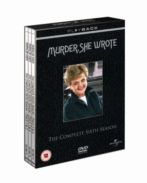 Murder, She Wrote - The Complete 6th Season