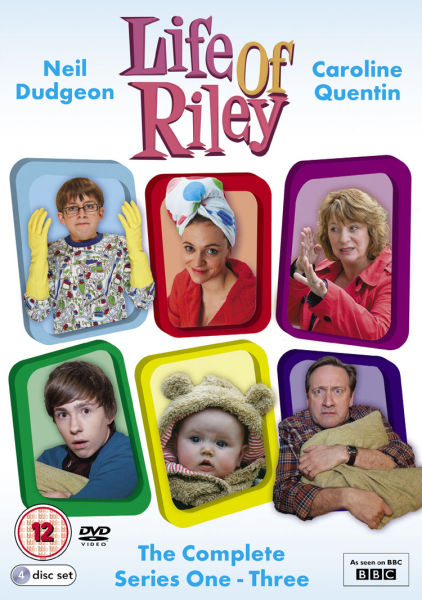 Life of Riley - Series 1-3