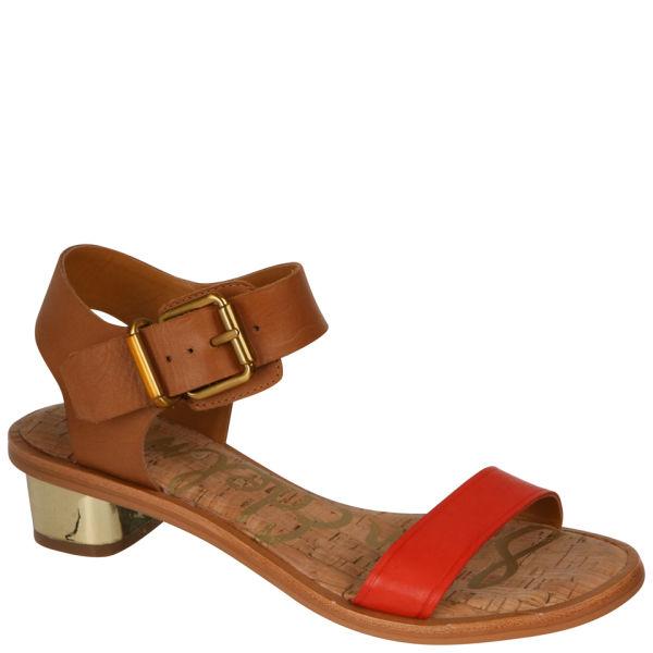 Sam Edelman Women's Trina Sandals - Mandarin
