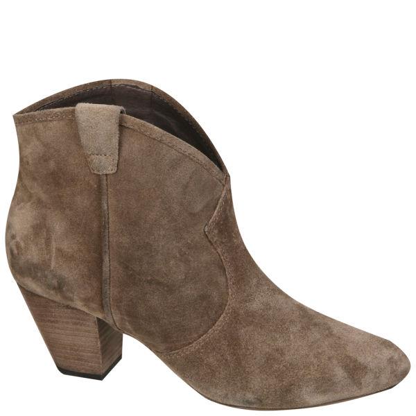 Ash Women's Jalouse Ankle Boots - Topo