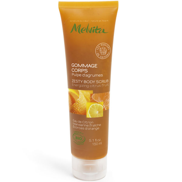 Melvita Citrus Body Scrub (150ml)