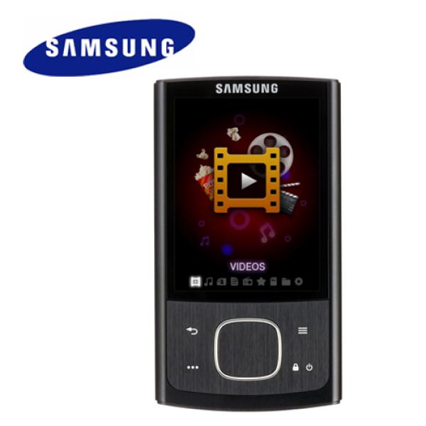 samsung r0 8gb mp3 player black samr0bk8g electronics. Black Bedroom Furniture Sets. Home Design Ideas