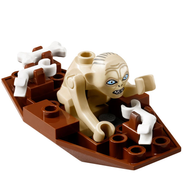 LEGO Hobbit 79000 Riddles for the Ring [Review]   The ...