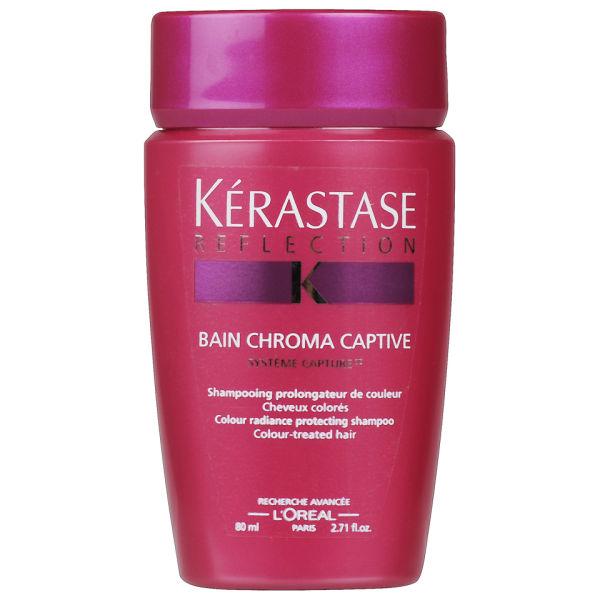 K rastase reflection bain chroma captive 80ml free gift for Kerastase bain miroir reviews