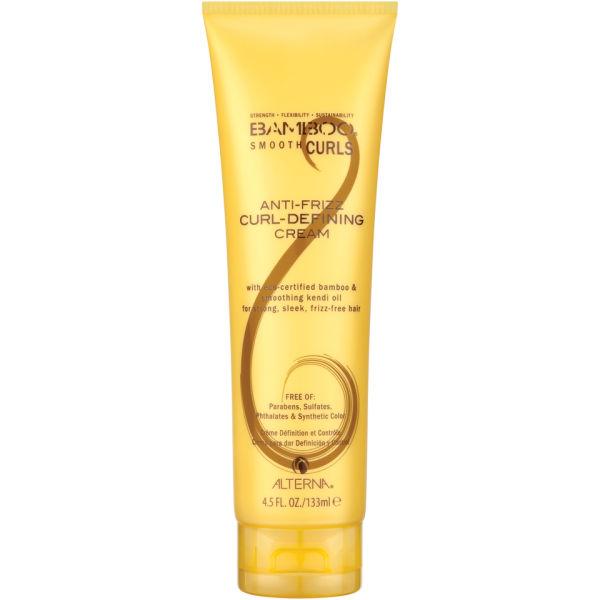 Alterna Bamboo Smooth Curls Anti-Frizz Curl Defining Cream (133ml)
