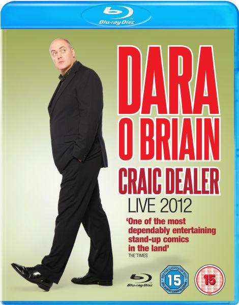 Dara OBriain: Craic Dealer - Live 2012