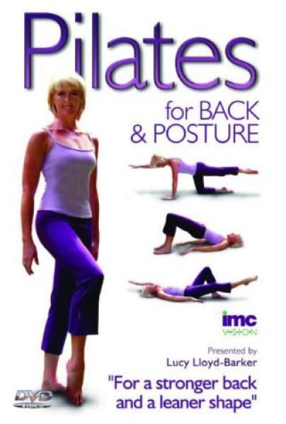 Pilates For Back And Posture Dvd Zavvi