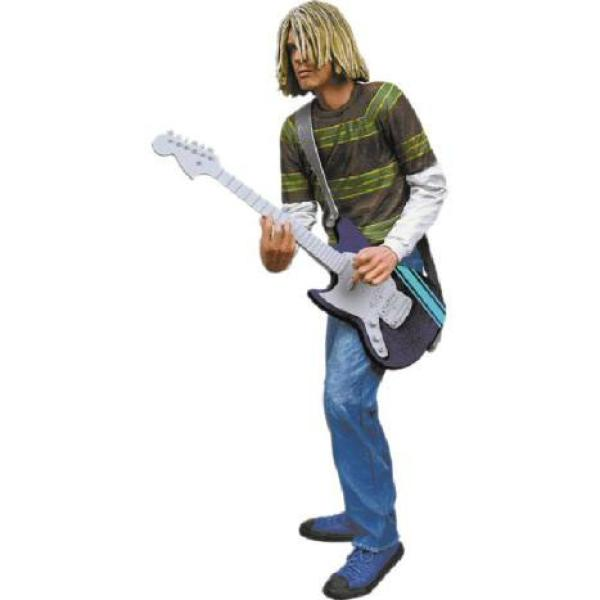 Kurt Cobain 7 Quot Action Figure Gifts Zavvi