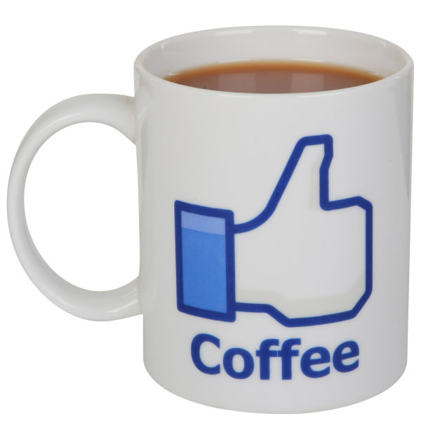 Social Like Mug - Coffee: Image 01