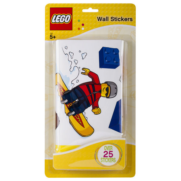 LEGO Wall Stickers Classic - Small Pack