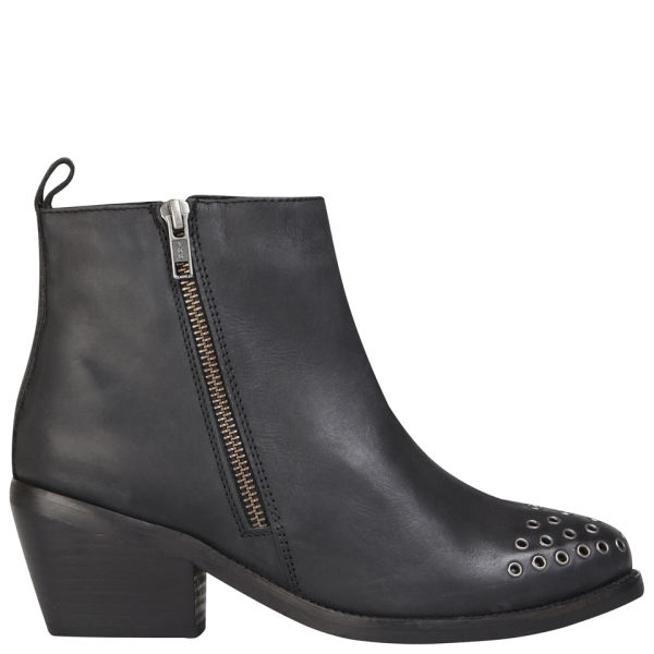 Miss KG Women's Simone Heeled Ankle Boots - Black