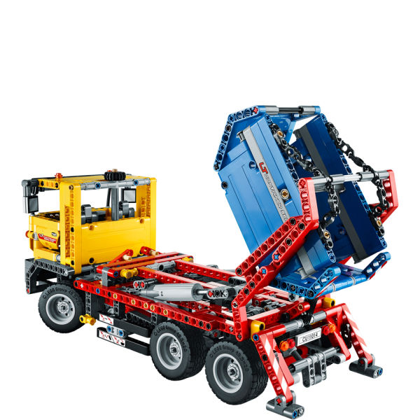 lego technic container truck 42024 toys