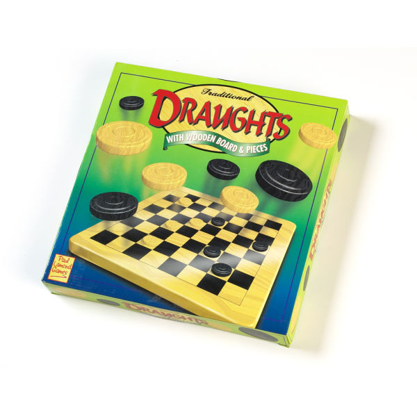 Paul Lamond Games Draughts
