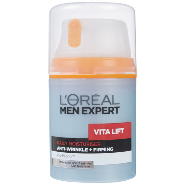 Crema hidratante de L'Oréal Men Expert Vita Lift Anti-Sagging  (50 ml)